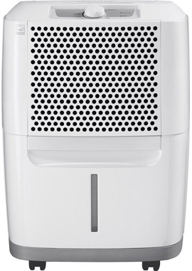 Frigidaire FAD301NWD Dehumidifier with Energy Star Rating