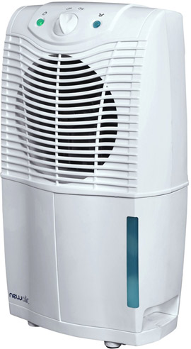 NewAir AD-250 Dehumidifier with Air Filter