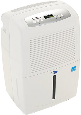 RPD-702WP 70-Pint Dehumidifier with Pump and Auto-Defrost